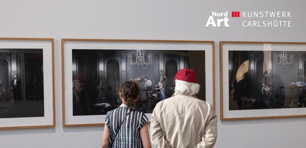 Hotel Medusa by Paweł Sadaj on International Exhibition NordArt 2019