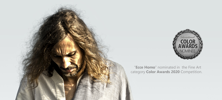 """EcceHomo"" – nominated in 13 Color Awards Competition 2020 L.A."