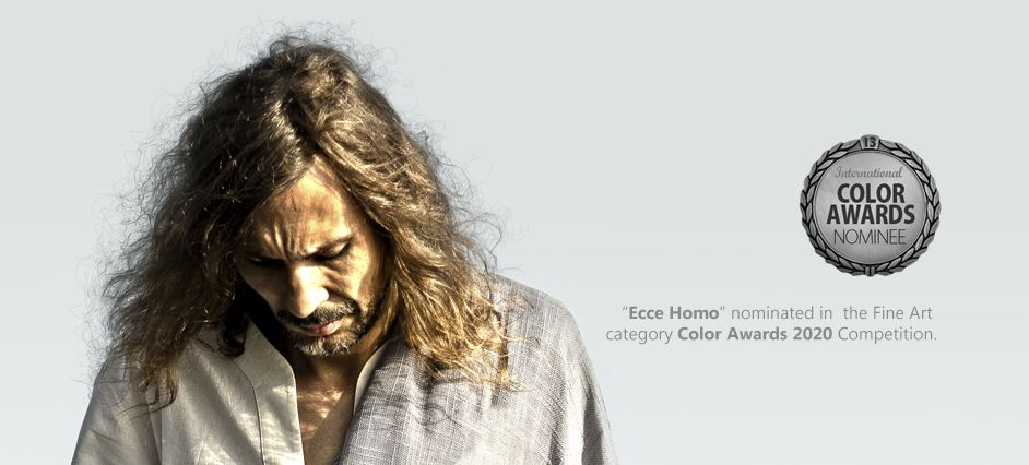 """""""EcceHomo"""" – nominated in 13 Color Awards Competition 2020 L.A."""