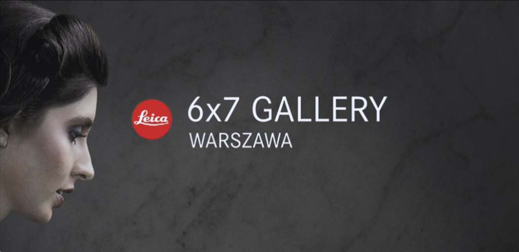 Evening with the artist – Paweł Sadaj in Leica 6×7 Gallery