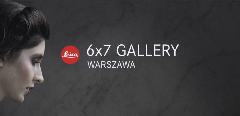 Evening with the artist – Paweł Sadaj in Leica 6×7 Gallery